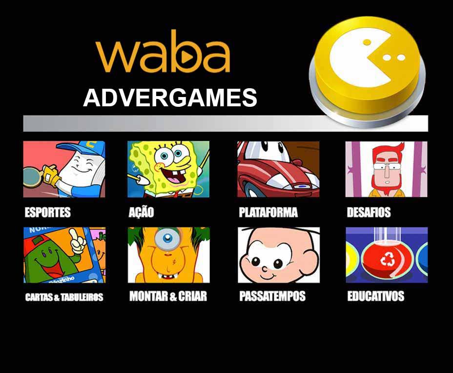 Visite a nossa página exclusiva e experimente alguns de nossos jogos produzidos: http://jogos.wabawaba.com.br