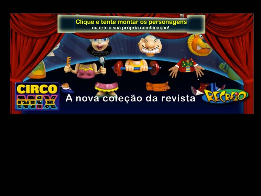 Banner Especial com Rich Media produzido para revista Recreio. Acesse aqui: http://wabawaba.com.br/abril/index.html